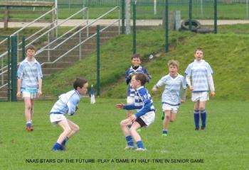 SNR FOOTBALL V JOHNSTOWNBRIDGE APR16