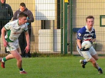 Snr Football Div 1 Naas v Confey April 17