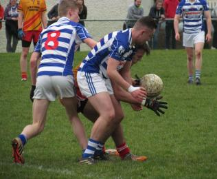 MFL Div 1 v St Laurences March 16
