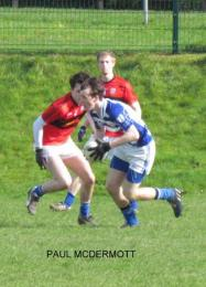 SFL Div 1. Naas v Celbridge April'16