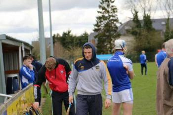 SNR HURLING APRIL 16