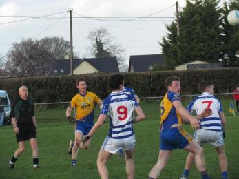 Aldridge Cup Naas v Carbury March 17