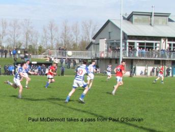 Naas v Celbridge April16