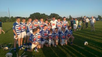 U14 Div 1 League Winners 2015