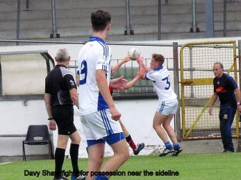 SFL 2017 DIV1 SEMI FINAL NAAS V CELBRIDGE