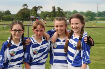 U12 CAMOGIE JUNE 2016