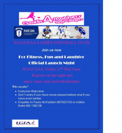 Gaelic 4  Mother's & Others Registration Friday 11th May at 8pm