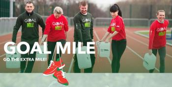 GOAL MILE CHRISTMAS MORNING AT 11AM