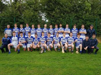 INTERMEDIATE HURLING CHAMPIONSHIP TEAM 2018