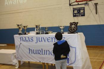 Juvenile Hurling Awards Night 2015