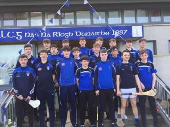 U 16 HURLING KK LEAGUE MARCH17