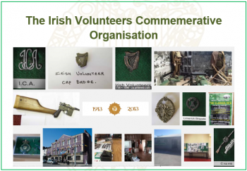 1916 RISING AND 127TH ANNIVERSARY