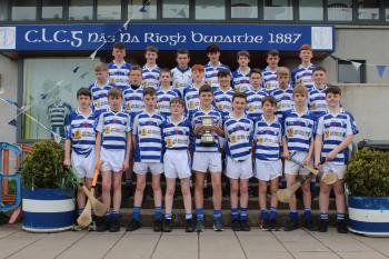 HURLING FEILE TEAM 2018