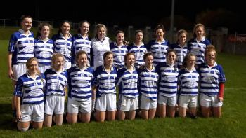 Ladies Football Snr Team April 2017