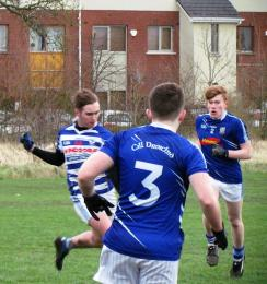 MLF Div 1 Celbridge v Naas Feb17