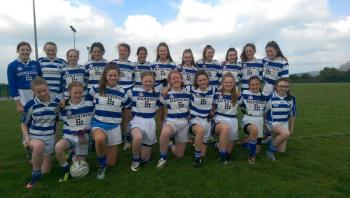 Ladies football  Féile A semi Final 2
