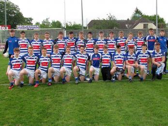 MINOR FOOTBALL LEAGUE CHAMPIONSHIP TEAM 2017