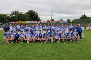 SENIOR HURLING FINALISTS 2016
