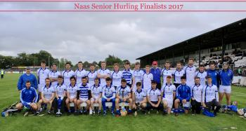 SENIOR HURLING CHAMPIONSHIP FINALISTS 2017