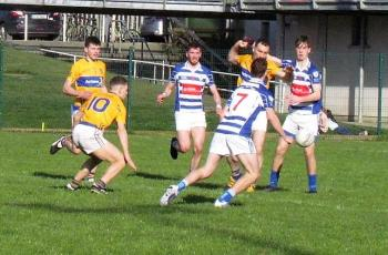 SFL Naas V Raheens March17