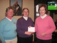 Lady Golfer of the Year 2011