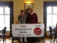 President's Prize, Presentation_image1