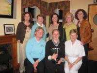 2011 Winning Ladies County Cup Team