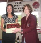 2012 Lady Captains Eileen Shaw_image46157