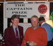 2012 Captains Prize