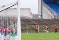 Connacht U-16 A Championship Final Galway v Mayo 27th July 2011._image37633
