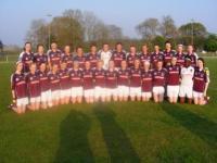 Connacht U-14 A Final 2011, Galway v Leitrim._image31961