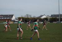 U-16 Championship Galway v Mayo 13th April 2019.