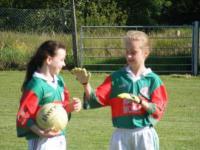 Leitrim U-12 League Rd 5, Kiltubrid v St. Mary's Carrick-on-Shannon. 30th June 2011._image3