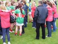 U-16 A Shield All Ireland Semi Final,  Mayo v Meath 2011._image38779