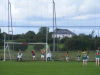 U-16 A Shield All Ireland Semi Final,  Mayo v Meath 2011._image38537