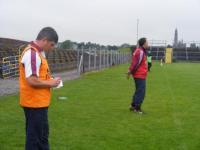 Connacht U-16 A Championship Final Galway v Mayo 27th July 2011._image37831