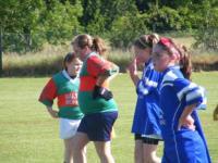 Leitrim U-12 League Rd 5, Kiltubrid v St. Mary's Carrick-on-Shannon. 30th June 2011._image1