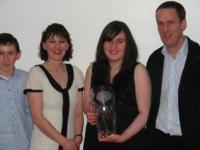 Connacht LGF Presentation Awards with Connacht GAA Council for 2009._image19649