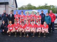 Connacht U-16 A Championship Final Galway v Mayo 27th July 2011._image37927