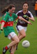 Connacht U-16 A Championship Final Galway v Mayo 27th July 2011._image37717