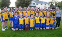 Connacht Minor B Championship 2010 Roscommon v Leitrim._image21704
