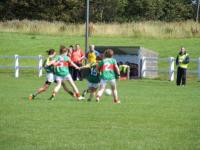 U-16 A Shield All Ireland Semi Final,  Mayo v Meath 2011._image38337