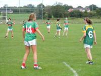 U-16 A Shield All Ireland Semi Final,  Mayo v Meath 2011._image38575