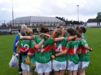 U-16 A Shield All Ireland Semi Final,  Mayo v Meath 2011._image38179