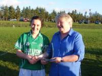 Tesco Connacht Junior Club Final, Caltra/Cuans Galway v Tuar Mhic Eadaigh Maigh Eo, 16/10/2010._image26395
