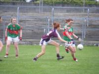 Connacht U-16 A Championship Final Galway v Mayo 27th July 2011._image37861
