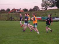 Kilmovee Shamrocks Training Session 2011._image40607
