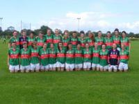 U-16 A Shield All Ireland Semi Final,  Mayo v Meath 2011._image38175