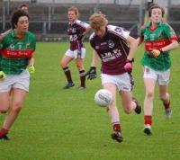 Connacht U-16 A Championship Final Galway v Mayo 27th July 2011._image37627