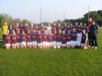 Connacht U-14 A Final 2011, Galway v Leitrim._image31963